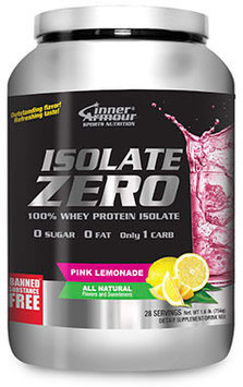 Inner Armour Isolate Zero All Natural Pink Lemonade