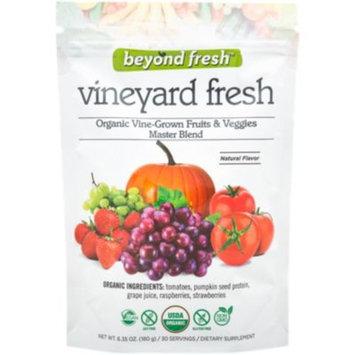 Vineyard Fresh (180 Grams Powder) by Beyond Fresh at the Vitamin Shoppe