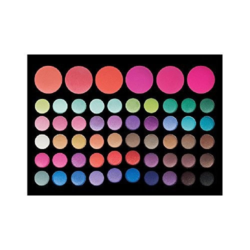 56 Color Shadow/Contouring Palette