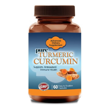 Totally Products, Llc. Totally Products Turmeric Curcumin Extract 95-percent Curcuminoids (60 Capsules)