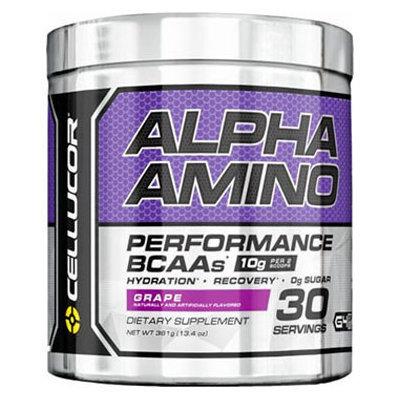 Cellucor Alpha Amino BCAAs Grape 13.4 oz.