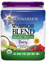 Sunwarrior Warrior Blend Plant-based Protein Berry 1.1 lbs.