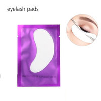 Under Eye Pads, Kemilove 20Pairs Lint Free Lash Extension Eye Gel Patches for Eyelash Extension Eye Mask Beauty Tool