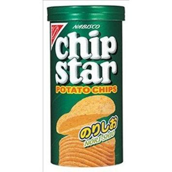 Nabisco Japan Chip Star S Nori and Salt taste 50g x 8 pieces