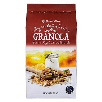 Wellsley Farms Swiss Granola Cereal, 32 Ounce
