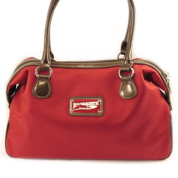 'french touch' bag 'Ted Lapidus' red.