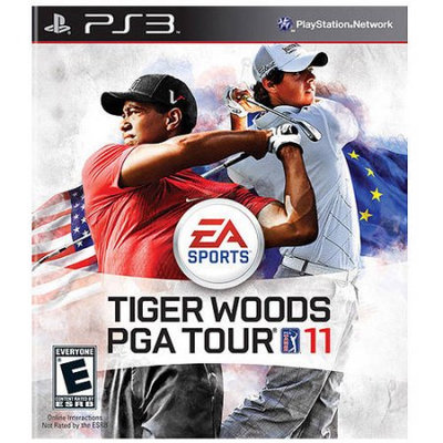 Electronic Arts Tiger Woods PGA Tour 11 (PS3) - Pre-Owned
