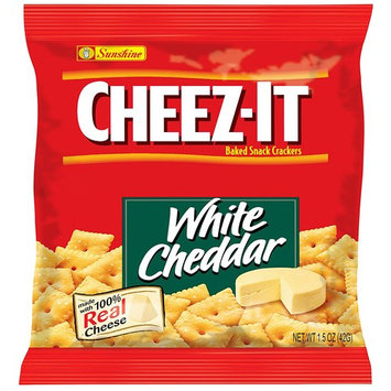 Cheez-It White Cheddar Bulk 80 Count Sampler Pack, Great for Lunchboxes, Snacking and Gatherings