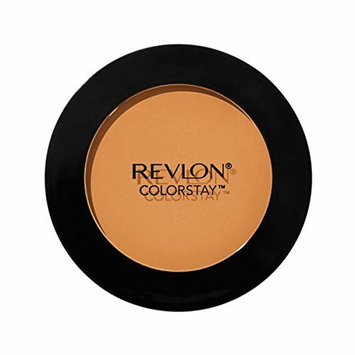 Revlon Colorstay Pressed Powder, Toffee, 0.3 Ounce