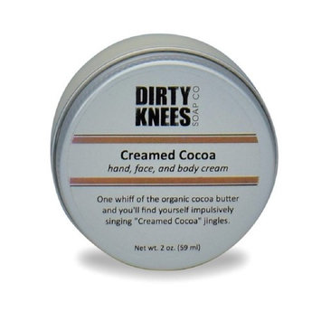 Creamed Cocoa Hand, Face & Body Lotion