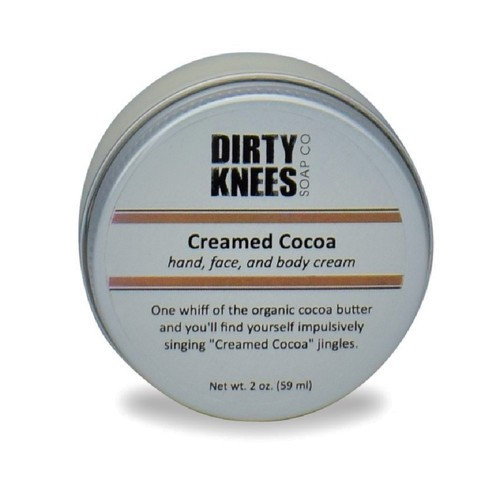 Creamed Cocoa Hand, Face & Body Lotion