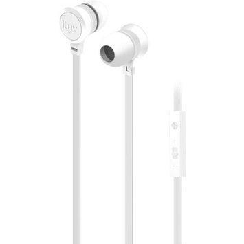 iLuv IEP336WHT Neon Sound Highperform Earphoneaccs White