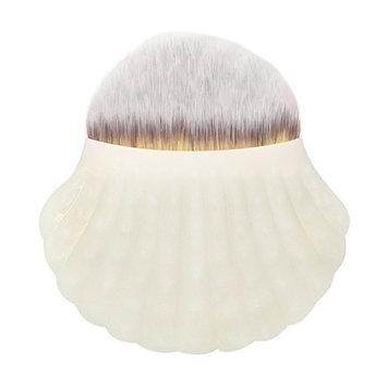 Baomabao Shell Makeup Brush Fishtail Bottom Brush Powder Blush Cosmetic Brushes Tool