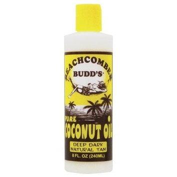 Hawaiian Beachcomber Budd Pure SCENTED Coconut Oil 8 oz
