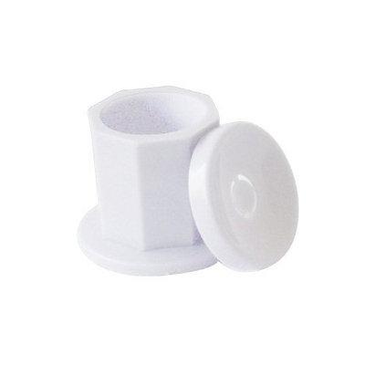 Debra Lynn Plastic Dappen Dish (Pack of 12)