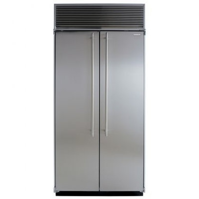 Marvel M36SSWS 23.0 Cu. Ft. Stainless Steel Counter Depth Built-In Side-By-Side Refrigerator