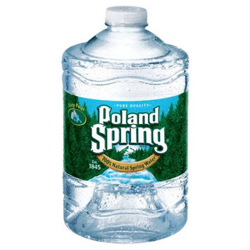 Nestle Poland Spring Natural Spring Water, 101.4 Fl Oz, 6 Count