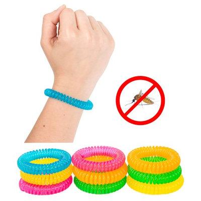 Trademark Global Games Pure Garden Mosquito Repellent Bracelets (Pack of 10)