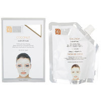 Global Beauty Care Premium Coconut Wash Off Facial Mask-5 oz Package
