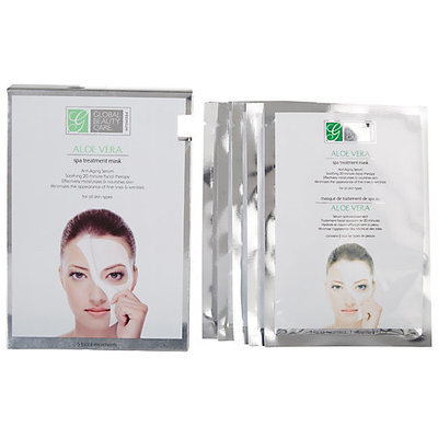 Aloe Vera Spa Treatment Masks