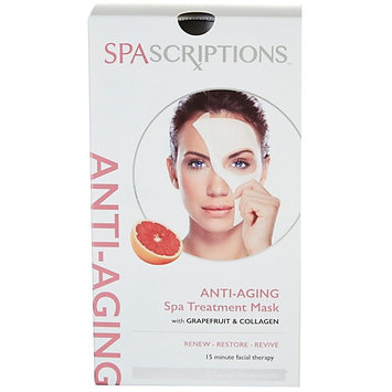 SpaScriptions Anti-Aging Spa Treatment Mask