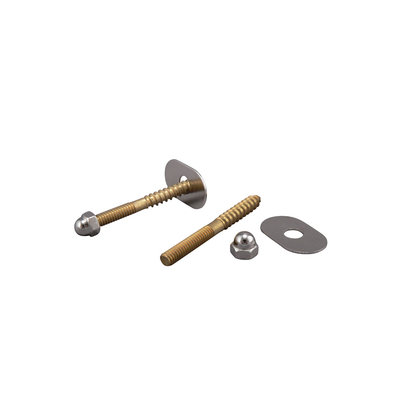 Plumb Pak 2-1/2-in L Floor Screws PP835-151L