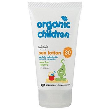 Organic Children SPF 30 Sun Lotion 150g (PACK OF 6)