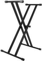 On-Stage Stands Ks7191 Classic Double-X Keyboard Stand