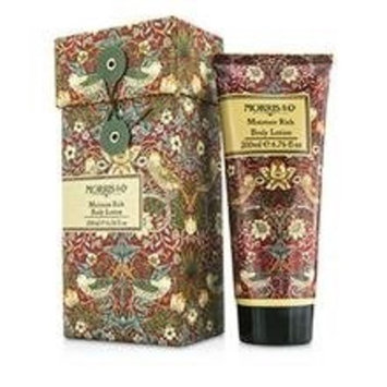 Morris And Co Strawberry Thief Moisture Rich Body Lotion For Women