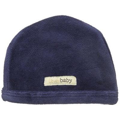 L'ovedbaby Unisex-Baby Newborn Organic Cotton Velour Cute Cap