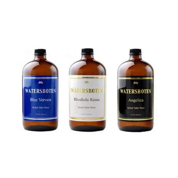 SD Watersboten ANBVRH Fine Herbal Angelica Blue Vervain Rhodiola Rosea - pack of 3