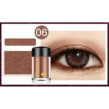 CYCTECH Matte Eyeshadow Makeup Cosmetic 8 Color Shimmer Waterproof Eye Shadow Pearl Metallic Palette Professional Make-up