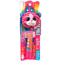 License To Play YOYO Lip Balm Bear Pals Pink Zebra Bear Lip Balm [Bubblegum]