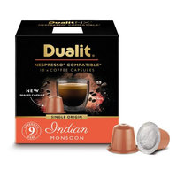 Dualit® 60-Count NX Origins Indian Monsoon Nespresso® Compatible Coffee Capsules
