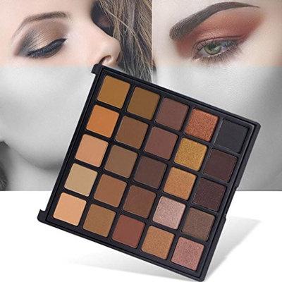 Eyeshadow, Hatop 25 Colors Cosmetic Matte Eyeshadow Cream Eye Shadow Makeup Palette Shimmer Set