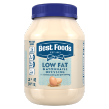 Best Foods Low Fat Mayonnaise Dressing