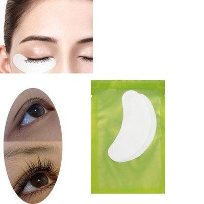 Under Eye Pads, Kemilove 20Pairs Lint Free Lash Extension Eye Gel Patches for Eyelash Extension Eye Mask Beauty Tool