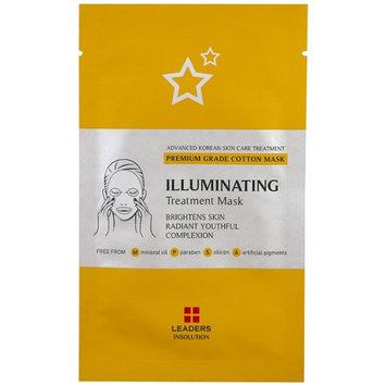 Leaders, Illuminating Treatment Mask, 1 Mask, 25 ml