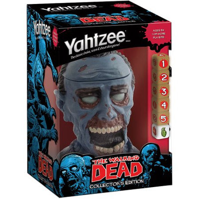 Walking Dead Yahtzee Collectors Edition by USAopoly