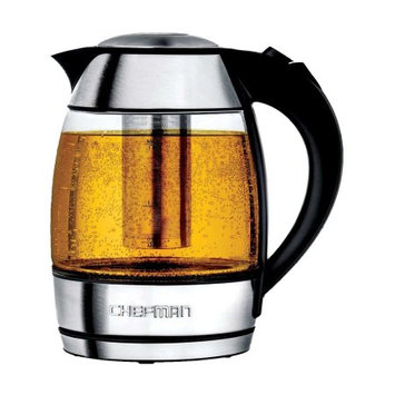 Rj Brands Chefman - 1.8l Electric Kettle - Stainless Steel
