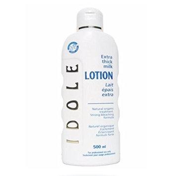 Idole Natural Organic Extra Thick Milk Lotion 520ml / 17.6 oz