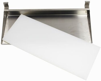 Dickinson Marine Stainless Steel Food Tray and Cutting Board for SPT180