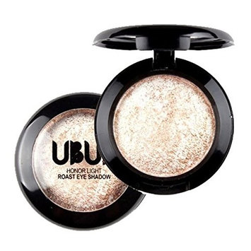 Tuu Single Baked Eye Shadow Powder Palette Shimmer Metallic Eyeshadow Palette 03 (A)