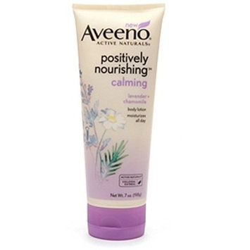 AVEENO Active Naturals Positively Nourishing Calming Body Lotion 7 oz (9 Pack)