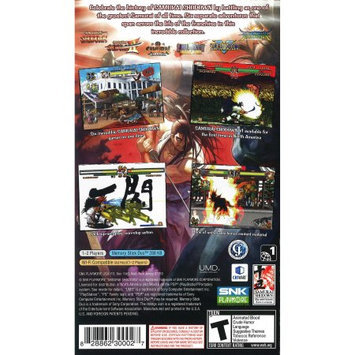 Snk Samurai Shodown Anthology for Sony PlayStation