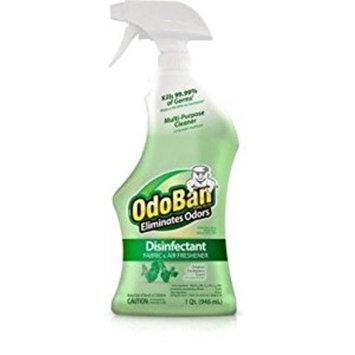 OdoBan 32 OZ Ready-to-Use Disinfectant Fabric and Air Freshener (1, Eucalyptus Original)