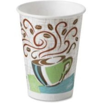 CUP;PAPER;INSULATED;12OZ