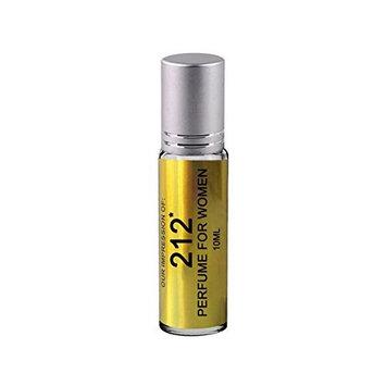 Perfume Studio Premium Fragrance Oil IMPRESSION with SIMILAR Perfume Accords to: -(212_PERFUME)_(WOMEN)-; 100% Pure No Alcohol Oil (Perfume Oil VERSION/TYPE; Not Original Brand)