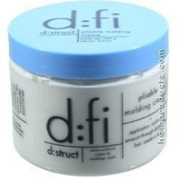 D:fi Hair Distruct Pliable Molding Creme 5.3 oz (2 pack)
