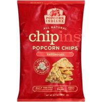 Popcorn Indiana Chip'ins Kettlecorn Popcorn Chips